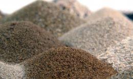 Фракционированный песок
